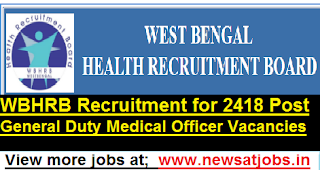 WBHRB-2418-General-Duty-Medical-Officer-Recruitment-2016