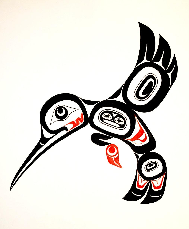 Img on Tlingit Haida Animal Symbols