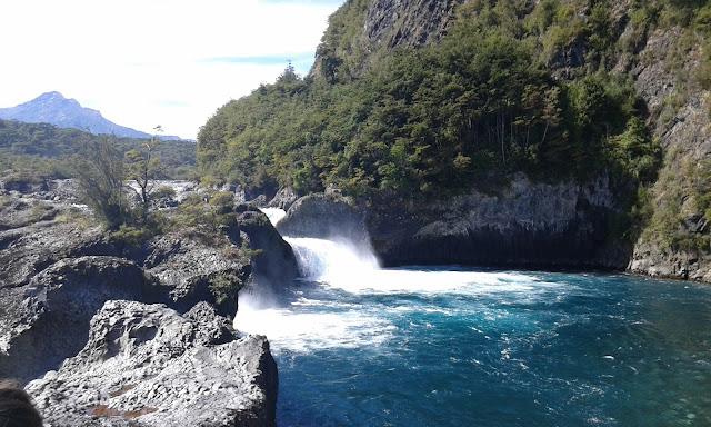 277. Viajando con Panchito 12: Los Saltos del Petrohué