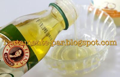Uleiul de Masline in Tratamente pentru Par