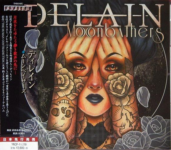 DELAIN - Moonbathers [Japan Edition] (2016) full