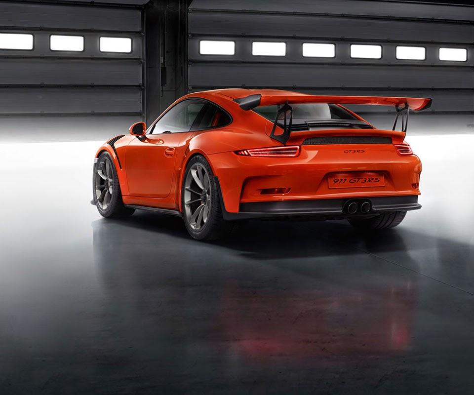 Porsche 911 GT3 RS Super Car Dengan Harga Selangit