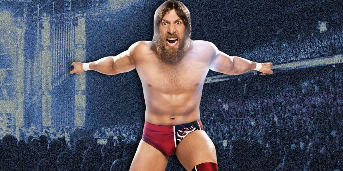 Daniel Bryan Talks Being Depressed In Cities, Believing In The Healing Power Of Trees