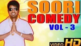 Soori Latest Comedy Scenes 2018 | Soori Hit Comedy Collection | Vol 3 | Rajendran | Vivek | Anandraj