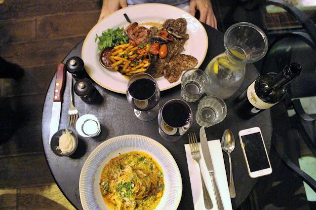 Jamie's Italian Manchester Pasta