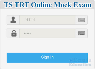 TRT Online Exam