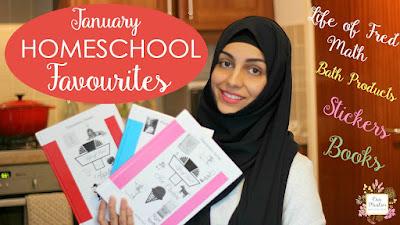 January Muslim Homeschool Favourites