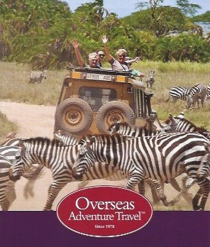 SAVE $100 when you use my customer #2674180 with Overseas Adventure Travel