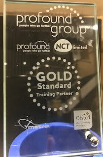 IPS - Recognised as A Gold Standard Training Partner!