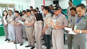Radio Antar Penduduk Indonesia kab.Sukabumi Gelar  Muslub Sekaligus Pelantikan 3 Ketua Lokal
