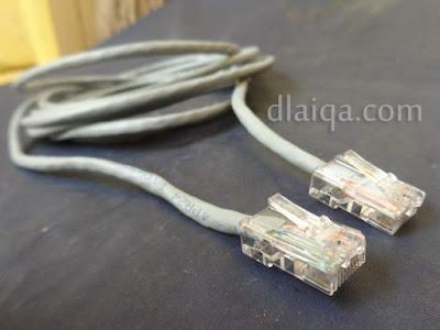 Kabel UTP Jaringan Komputer