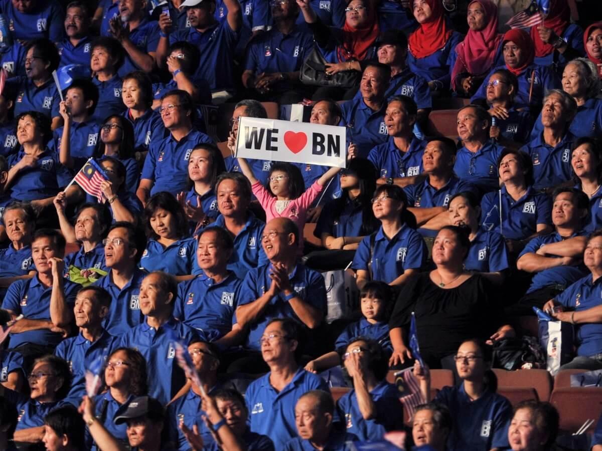 Pelancaran Manifesto Barisan Nasional PRU14