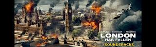 london has fallen soundtracks-kod adi londra muzikleri