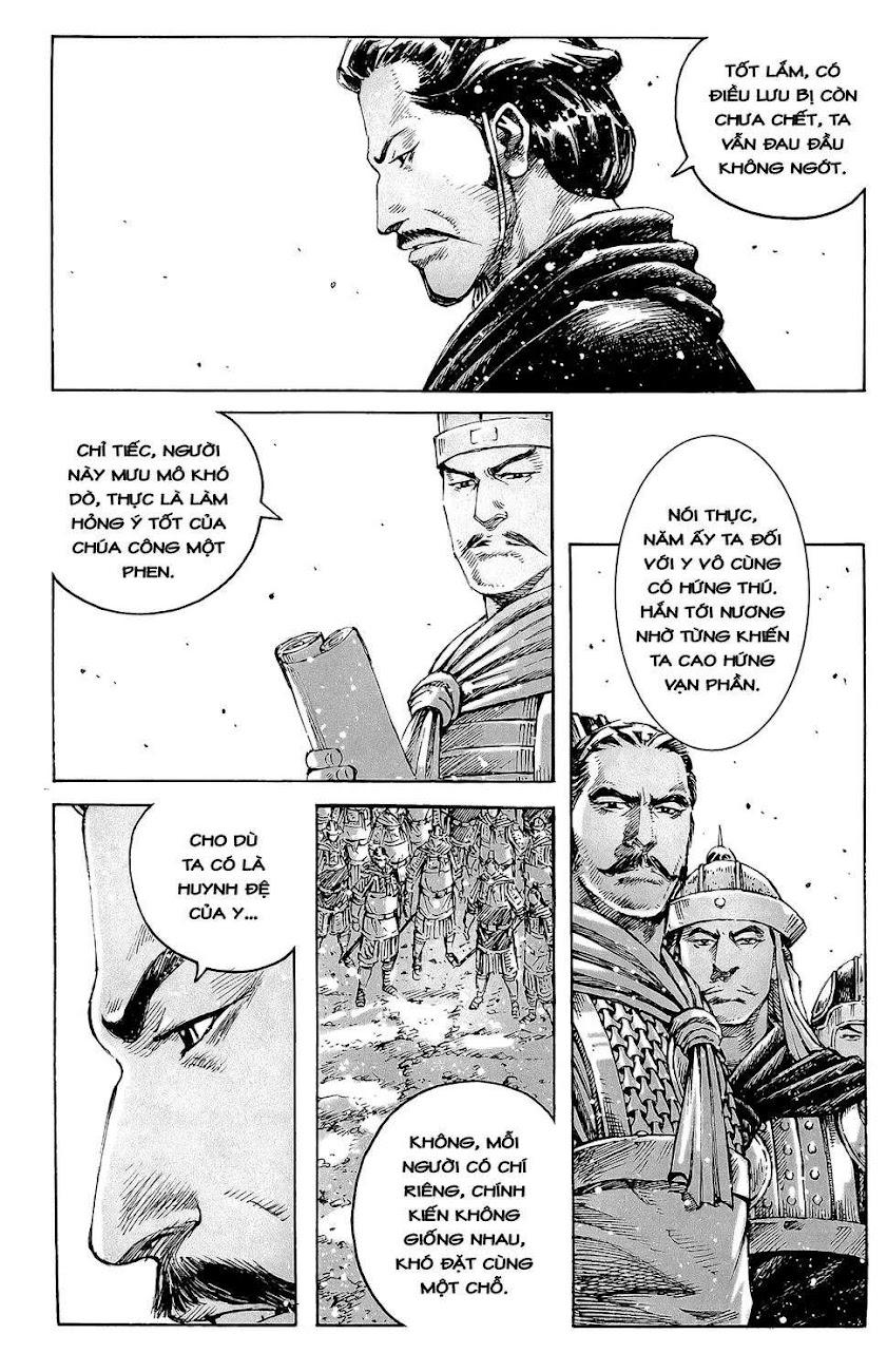 Hỏa phụng liêu nguyên Chương 388: Công tử khóc rồi [Remake] trang 5
