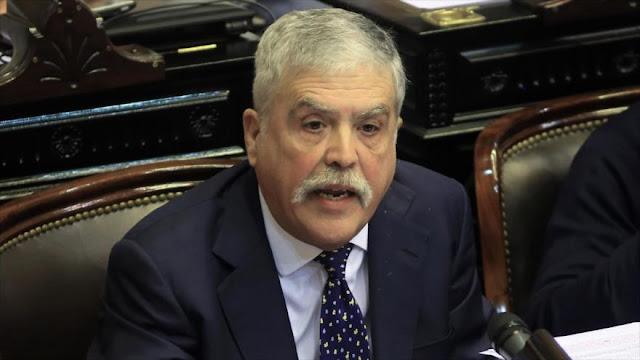 De Vido dice que no será 'chivo expiatorio' en casos de corrupción