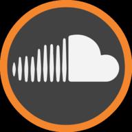 soundcloud icon outline