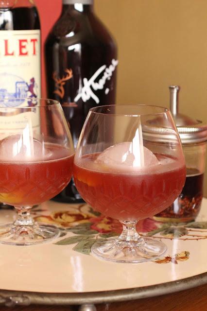 cocktail whisky lillet