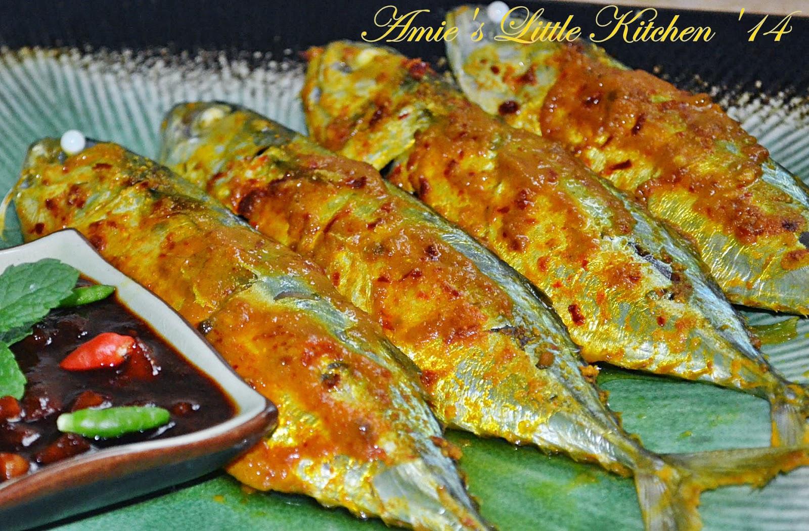 ikan bakar sedap koleksi resepi zaman berzaman Resepi Ikan Pisang Bakar Enak dan Mudah