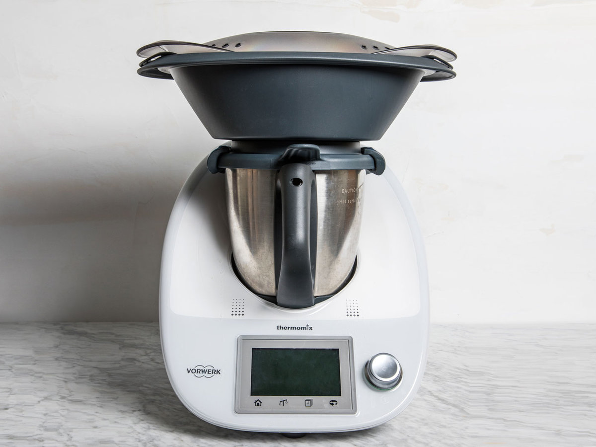 Cooking Chef Ou Thermomix Tm5 Le Chaudron Magique Monsieur Cuisine Plus Vs Thermomix