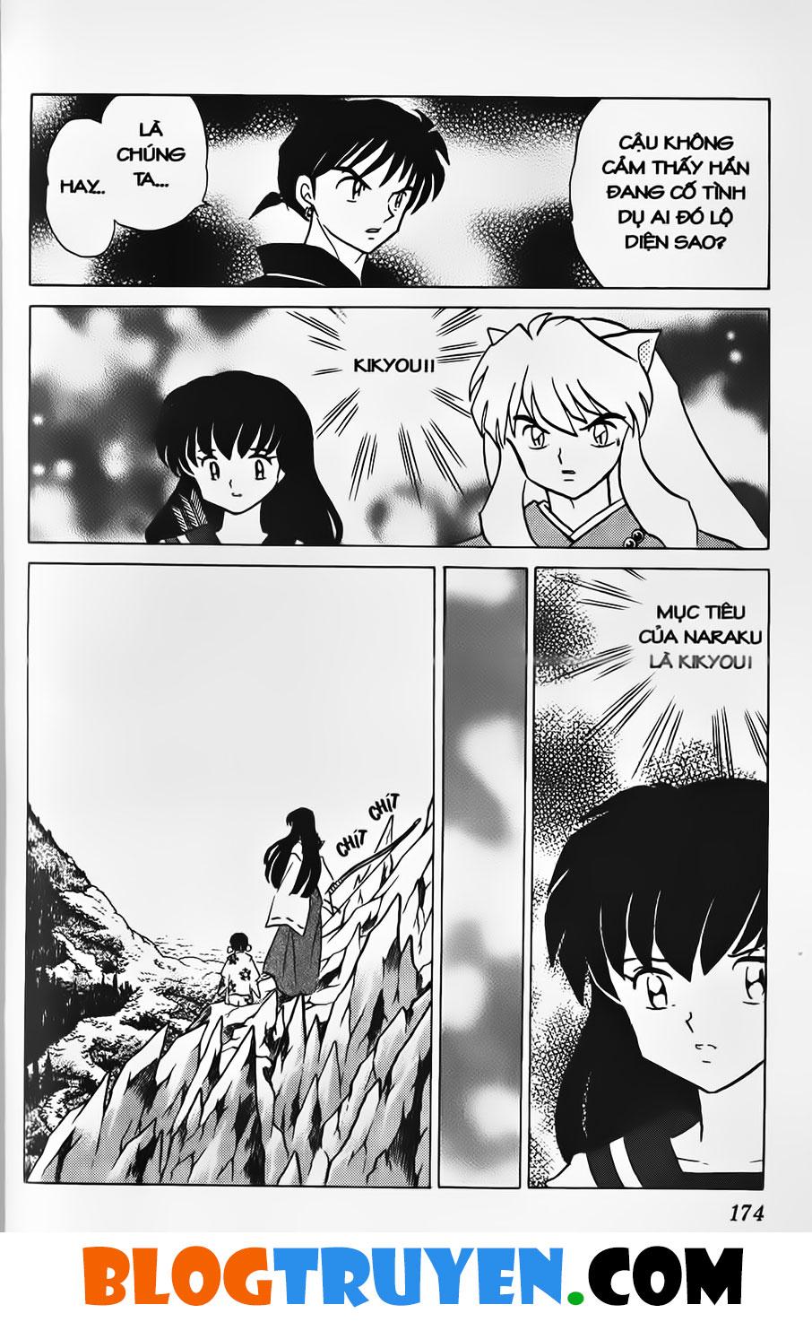 Inuyasha vol 33.10 trang 7
