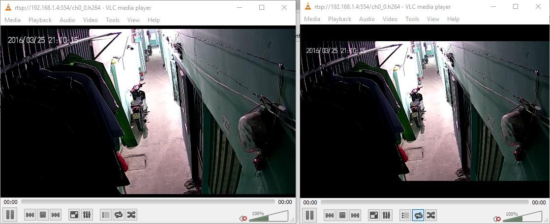 xem camera trực tuyến trên máy tính