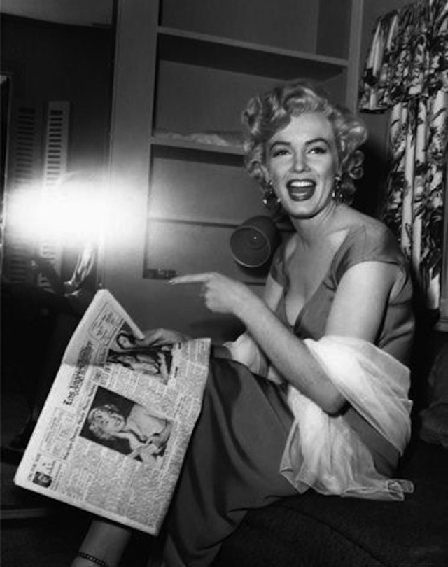 Perfect Rare Black and White Photos Captured Lovely Moments of Marilyn Monroe That You Probably Have Never Seen Before