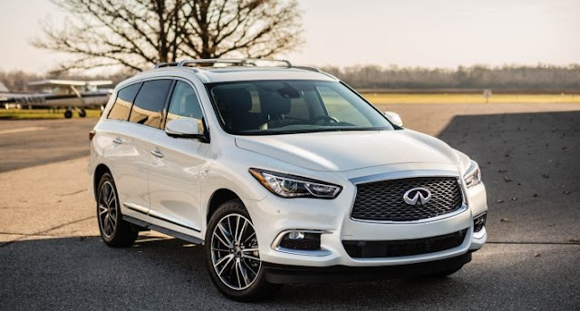2017 Infiniti QX60 Crossover Review UK