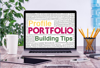 Tips Membuat dan Membangun Portfolio Member 99designs - Mr. ADAMS Blog