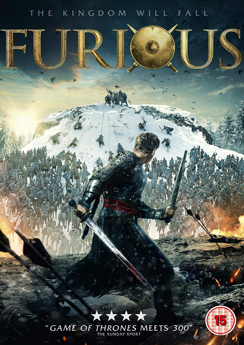 furious russian film dvd