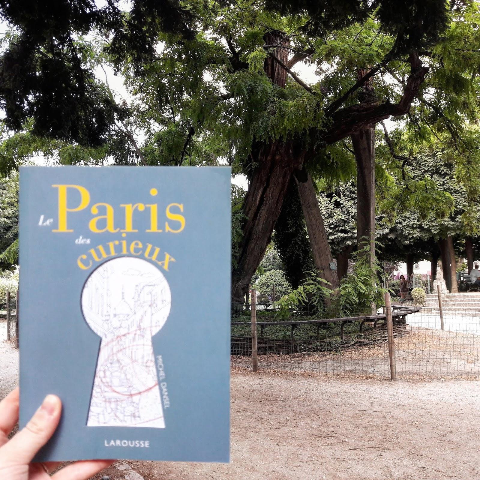 Le Paris des curieux de Michel Dansel