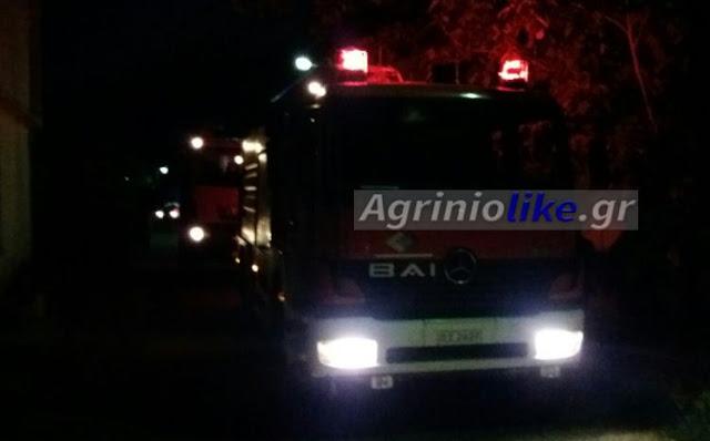 Αποτέλεσμα εικόνας για agriniolike πυρκαγιά αποθήκη