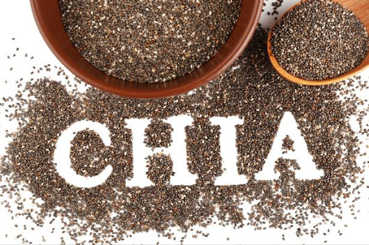 5 Incredible Health Benefits of Chia Seeds