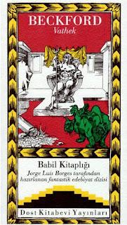Babil Kitaplığı 03 - Beckford - Vathek