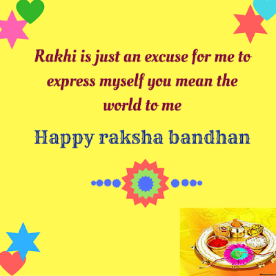 rakhi wishes
