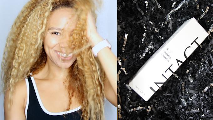 Stop Hair Shedding | Intact Hair Review + Demo