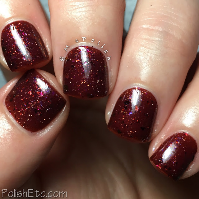 Pahlish - 12 Days of Christmas Collection - McPolish - Six Geese a Laying