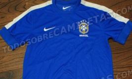 1dd1b268da Nova camisa reserva da Seleção vaza na internet