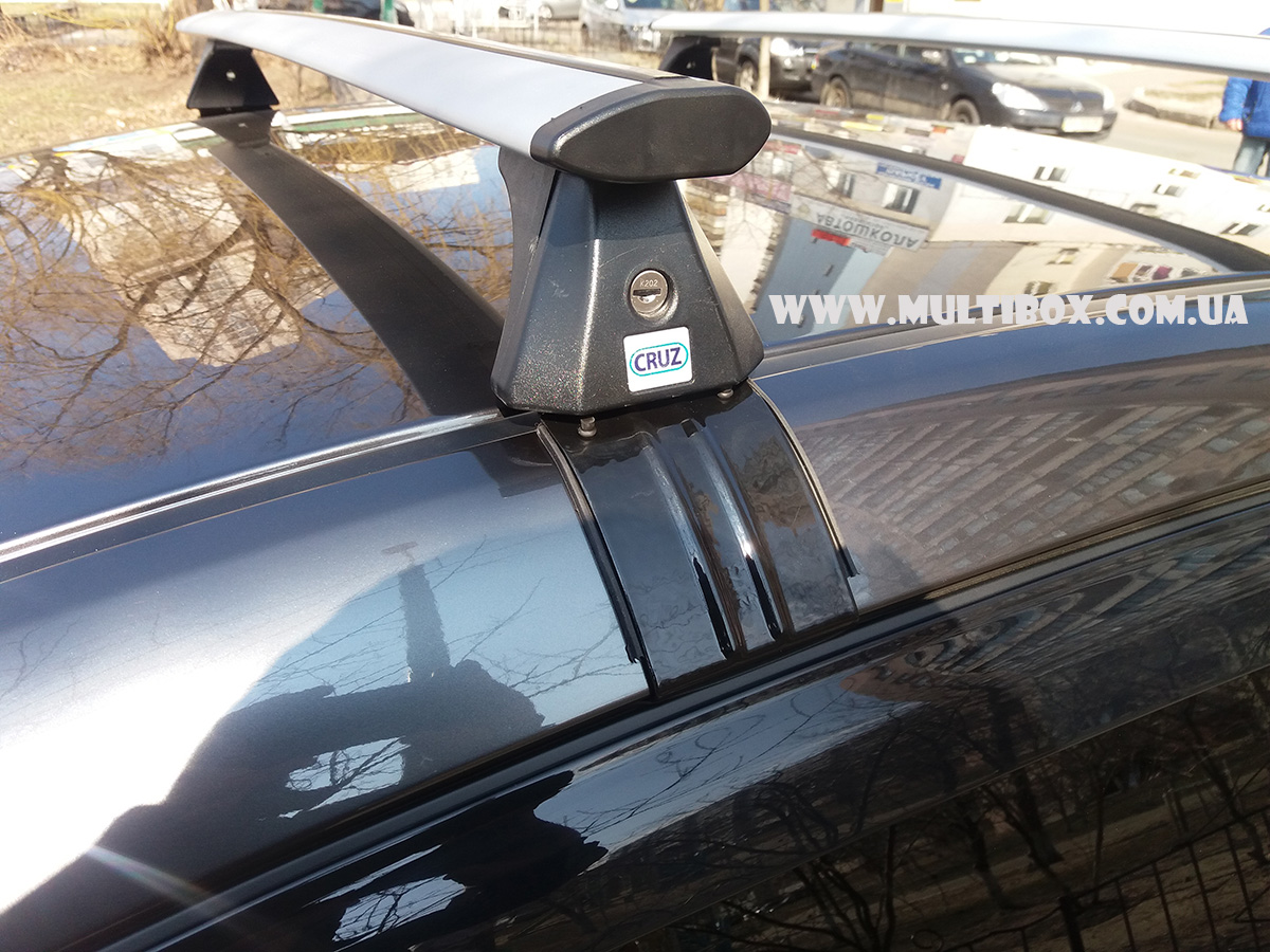 багажник на крышу автомобиля Mazda 3