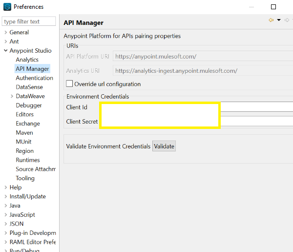 Share the knowledge : API Unregistered in API manager