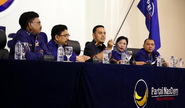 Kata NasDem: Pidato Viktor Penting untuk Jaga Ideologi Negara