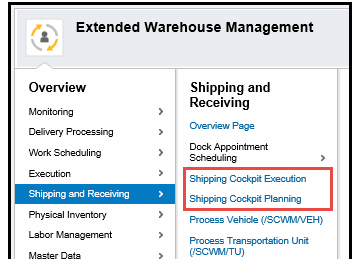 SAP SCM Info: ITS ALL ABOUT PICKING : SAP EWM view