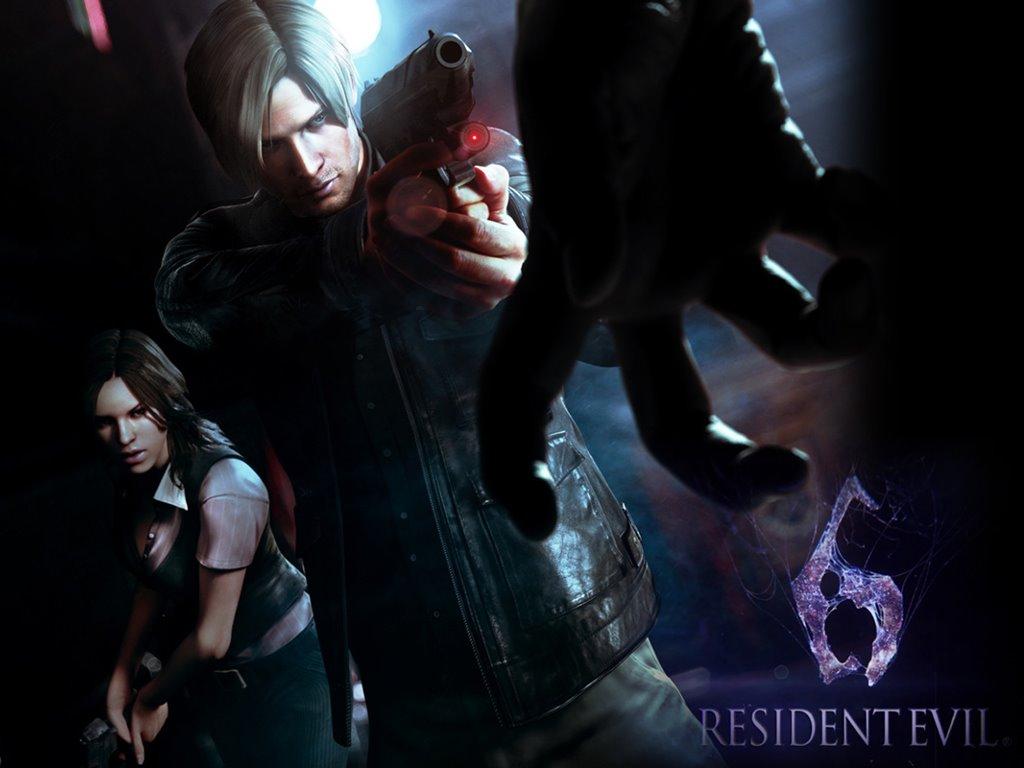 Geraxzz Wallpapers Resident Evil 6