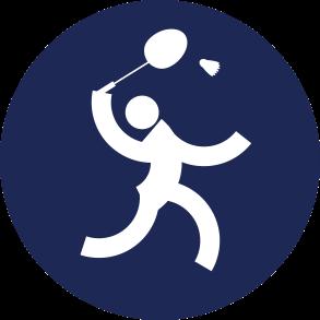 Icon Logo Badminton Asian Games 2018