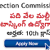 SSC Multi Tasking Staff Recruitment 2019