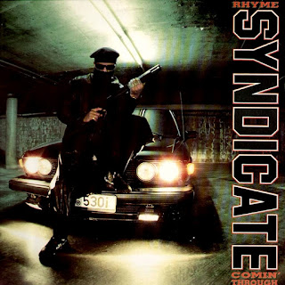 Various Artists - Rhyme Syndicate Comin' Through (1988)