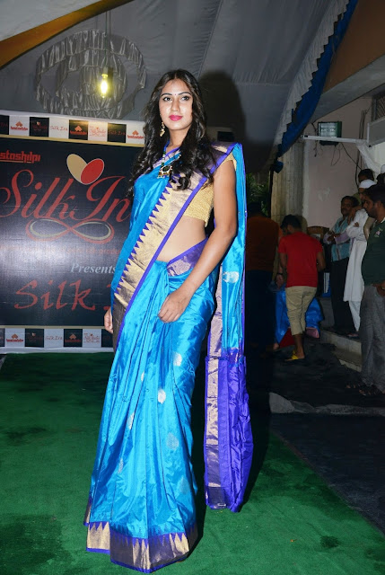 Silk India Expo Fashion Show held