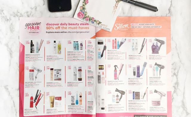 Ulta hair event daily deals for relaxed hair | A Relaxed Gal