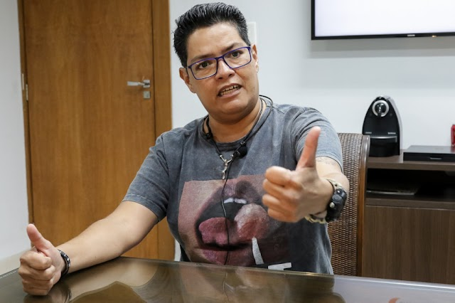 MT: LGBT critica público gay e declara voto em Bolsonaro