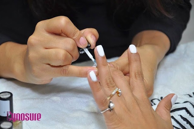 Styling My Nails To Suit My Zenfone, Mobile Review