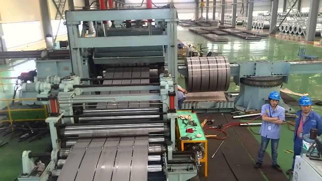Tuyển 9 nam làm công việc gia công kim loại tại Osaka tháng 6 năm 2019